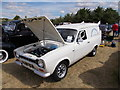 TF1207 : 1971 Ford Escort van at the Maxey Classic Car Show, August 2018 by Paul Bryan