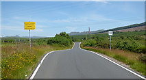 NS0281 : The B836 road by Thomas Nugent