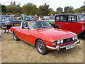 TF1207 : 1974 Triumph Stag at the Maxey Classic Car Show, August 2018 by Paul Bryan