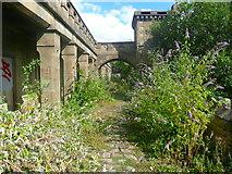 SE0724 : Wainhouse Terrace, King Cross, Halifax by Humphrey Bolton