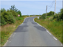 NS0381 : The B836 road by Thomas Nugent