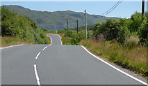 NS0382 : The B836 road by Thomas Nugent