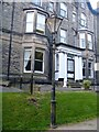 SK0573 : Listed lamppost by Michael Dibb