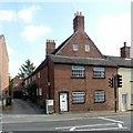 SK3616 : Court 22, Wood Street, Ashby-de-la-Zouch by Alan Murray-Rust