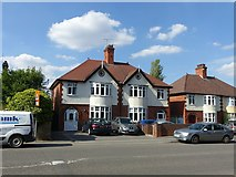 SK3616 : 67 & 69 Wood Street, Ashby-de-la-Zouch by Alan Murray-Rust