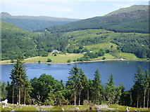 NS0482 : Loch Striven by Thomas Nugent