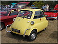 TF1207 : 1960 BMW Isetta at the Maxey Classic Car Show, August 2018 by Paul Bryan
