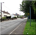 ST1888 : Two cameras alongside the A468 Newport Road, Trethomas  by Jaggery