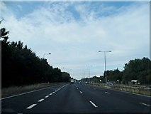 TQ2625 : The A23 north of Bolney by David Howard