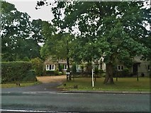 TQ2127 : Newells Cottage on the A281 by David Howard