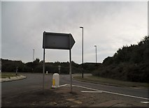 TQ2920 : Roundabout at the end of the A2300, Burgess Hill by David Howard
