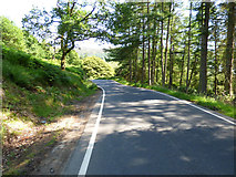 NS0582 : The B836 road by Thomas Nugent