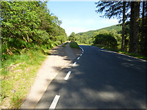 NS0683 : Track off the B836 road by Thomas Nugent