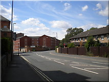 SK3436 : Lodge Lane, Derby by Richard Vince