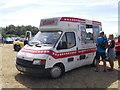 TF1207 : Ice cream van, Maxey by Paul Bryan