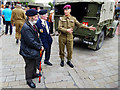 SU0682 : Veterans, High Street, Royal Wootton Bassett by Brian Robert Marshall