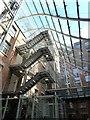 SJ8598 : The atrium, Royal Mills by Oliver Dixon