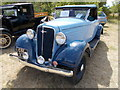 TF1207 : 1934 Chevrolet Standard at the Maxey Classic Car Show, August 2018 by Paul Bryan