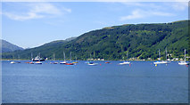 NS1680 : Holy Loch by Thomas Nugent