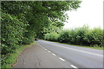 TQ0022 : The A272, Foxhill by David Howard