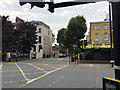 TQ3277 : Junction of Camberwell Road and Urlwin Street, Walworth, south London by Robin Stott