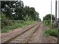 NS8594 : The railway to Alloa by Jonathan Thacker