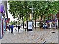 TA0928 : King Edward Street, Kingston upon Hull by Bernard Sharp
