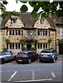 SU2199 : The Swan Inn (1), Burford Street, Lechlade-on-Thames, Glos by P L Chadwick
