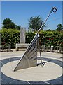 SK4000 : Bosworth Memorial Sundial by Philip Halling
