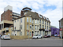 TG5307 : Swan Vale Lodge Hotel, Great Yarmouth by Robin Webster