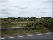 TM0932 : Farmland off the A137 The Causeway by Adrian Cable