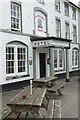 SJ1419 : The Cain Valley Hotel, Llanfyllin by Stephen McKay