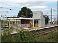 TM0932 : Entrance to the Subway at Manningtree Railway Station by Adrian Cable