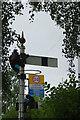 SJ1006 : Signal at Llanfair Caereinion by Stephen McKay