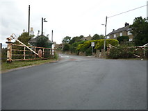 NZ2857 : Level crossing on Rockcliffe Way, Eighton Banks by JThomas