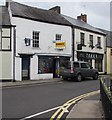 ST3490 : William Hill in Caerleon by Jaggery