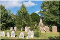 TQ2650 : St Mary's Churchyard by Ian Capper