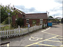 TM0932 : Former Station Masters House by Adrian Cable