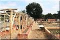 SU3227 : Rebuilding the Frame Yard by Des Blenkinsopp