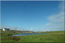 HU4639 : Pullar's Loch, Ness of Sound, Lerwick by Mike Pennington