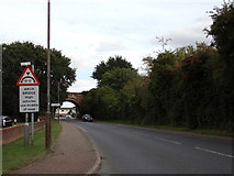 TM0932 : B1352 Station Road, Lawford by Adrian Cable