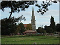 TM1131 : St. Mary & St. Michael Church, Mistley by Adrian Cable