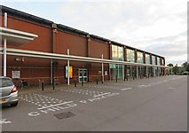 SK5802 : Child Parking at Morrisons Aylestone Road Leicester by Andrew Tatlow