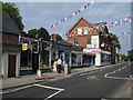 SU3008 : High Street, Lyndhurst by Hugh Venables