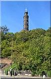 NT2674 : Nelson Monument on Calton Hill, Edinburgh by Chris Morgan