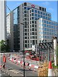 SP0686 : New HSBC Headquarters Building Broad Street Birmingham by Roy Hughes