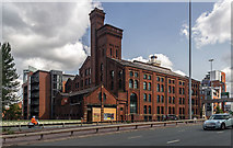 SJ8297 : Worsley Mill by Peter McDermott