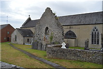 S2134 : Augustinian Abbey remains and church by N Chadwick