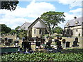 NZ4062 : Whitburn Cemetery by JThomas