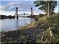NZ4719 : Tees Newport Bridge by David Robinson